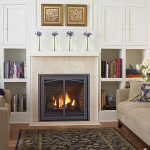 Regency Bellavista Gas Fireplace 36″- Flush