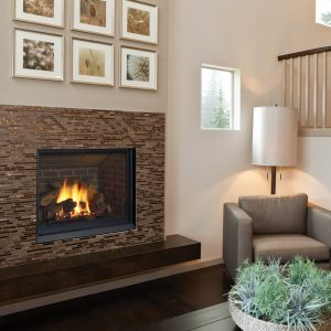 Regency Bellavista Gas Fireplace 41″- Clean Front