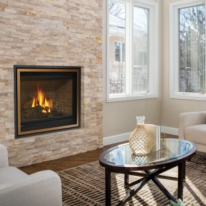 Regency Bellavista Gas Fireplace 41″- Flush