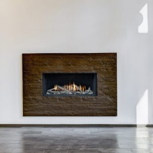 Montigo Distinction Single Sided Series Gas Fireplace