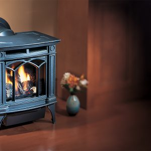 Hampton Cast Iron Stove 15