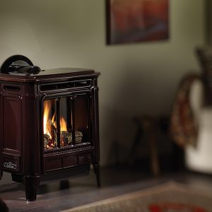 Hampton Cast Iron Stove 27
