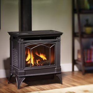 Hampton Cast Iron Stove 35