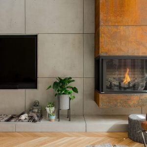 Montigo H Series Corner Gas Fireplace