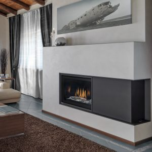 Montigo HLB34-2 Single Sided Gas Fireplace