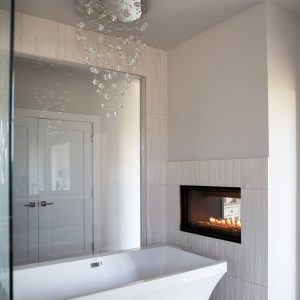 Montigo L Series See Through Gas Fireplace