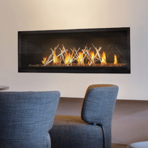 Napoleon Luxuria See-Thru Gas Fireplace