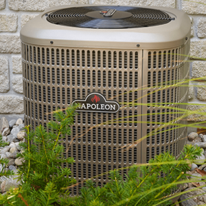 Napoleon 13 SEER Central Air Conditioner