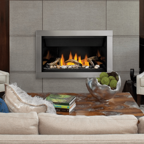 Linear Gas Fireplace >> Napoleon Ascent Linear Gas Fireplace Fireplace Warehouse Etc Shop