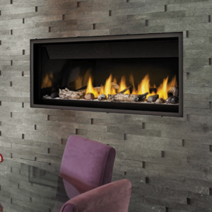 Napoleon Ascent Linear Gas Fireplace