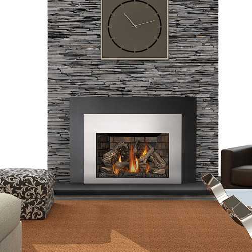 Napoleon Infrared X4 Gas Insert Fireplace Warehouse Etc Shop