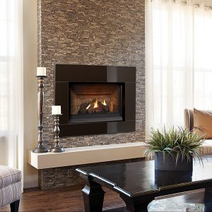 Regency Panorama Gas Fireplace 33″- Clean Front