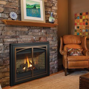 Regency Panorama Gas Fireplace 36″