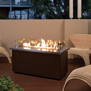 Regency Plateau Contemporary Outdoor Coffee Table