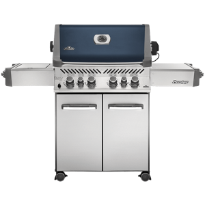 Napoleon Prestige 500 Grill – Side and Rear Burners