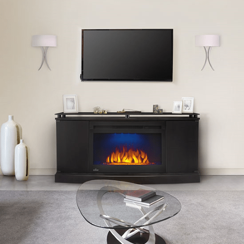 The Anya - Electric Fireplace Mantel