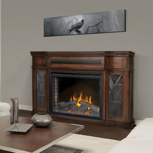 The Colbert - Electric Fireplace Mantel