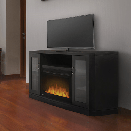The Crawford - Electric Fireplace Mantel
