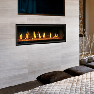 Napoleon Vector Single Sided Gas Fireplace