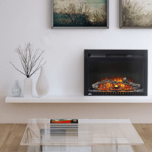 6 Reasons To Replace Your Space Heater With An Electric Fireplace