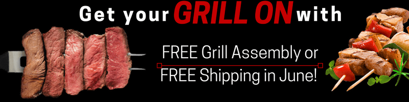 Free Shipping On Grills