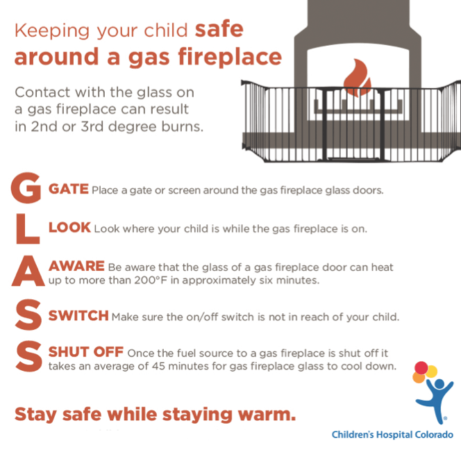 Fire Place Shop Safety Tips