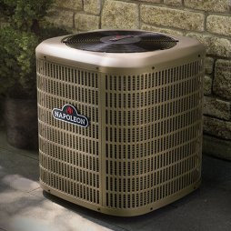 Napoleon 16 Seer Central Air Conditioner Fireplace Warehouse