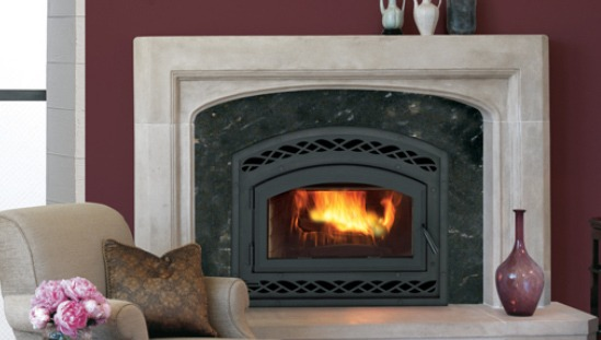 Wood Burning Fireplace The Best For Burn