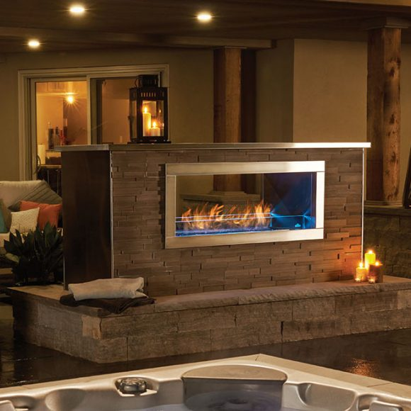 Benefits Of Multi Sided Amp See Through Fireplaces
