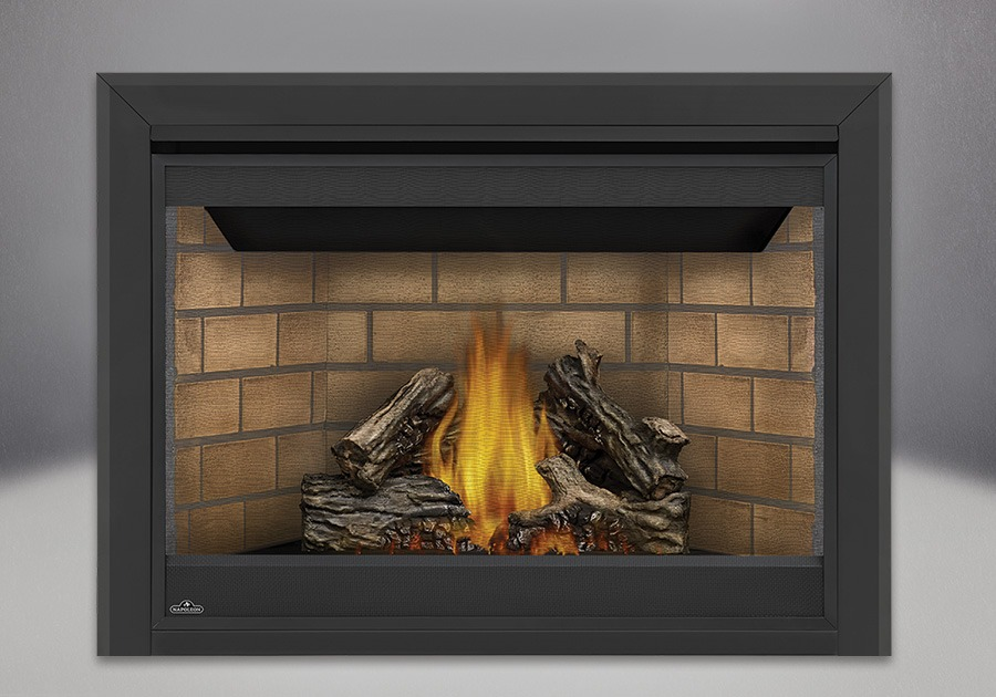 Napoleon Ascent 46 B46ntr Direct Vent Fireplace