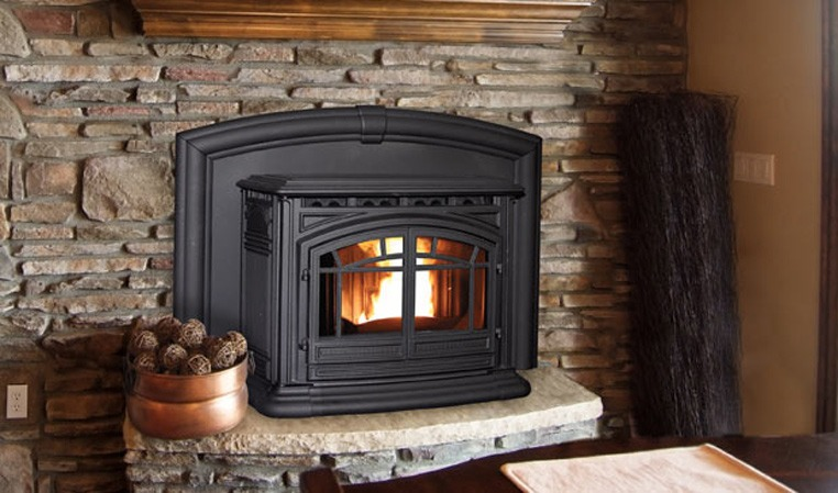 Enviro M55 Pellet Insert Sim55ci Fireplace Warehouse Etc