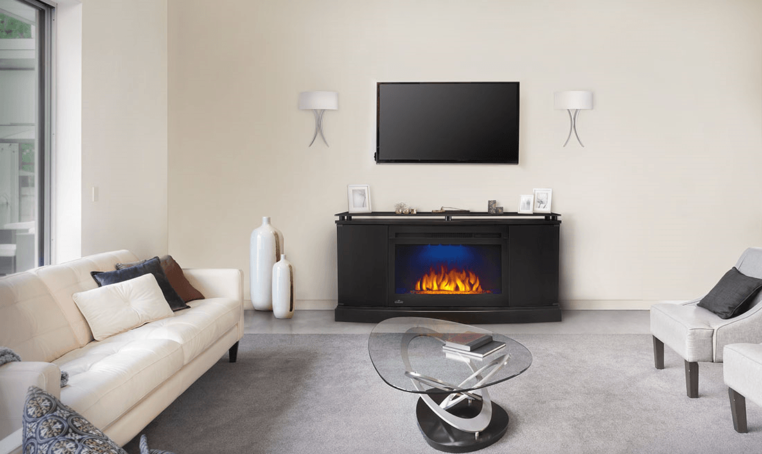 Build Your Own Electric Mantel Entertainment Package